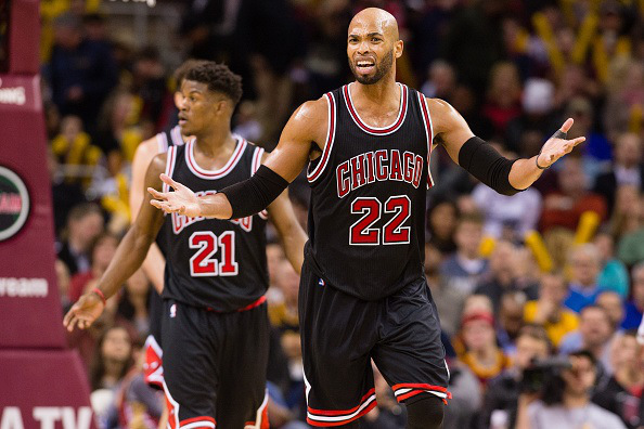Injuries haven't been the only issue facing the Bulls.