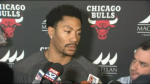 """Whenever I'm ready to come back, I'll come back"", Says Rose to the media today"
